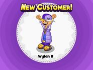 Wylan B Unlocked