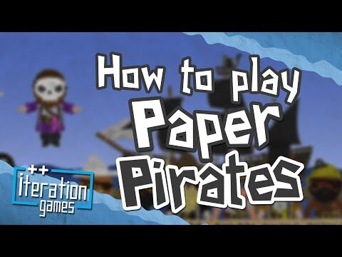 Paper Pirates Guide- How to Play Paper Pirates