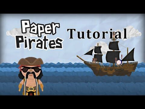 To The Point- How to play 'Paper Pirates'