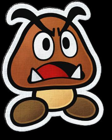 Goomba Paper Mario Wiki Fandom