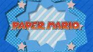 Paper mario 3ds title 1