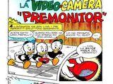 """La video camera """"premonitor"""""""