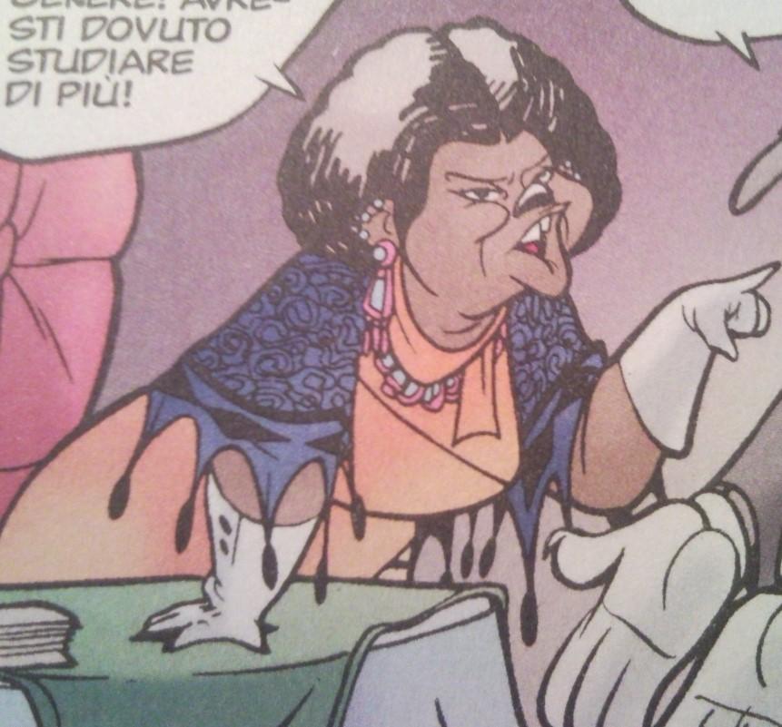 Madame Zebù