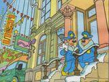 Commissariato di Polizia (Topolinia)