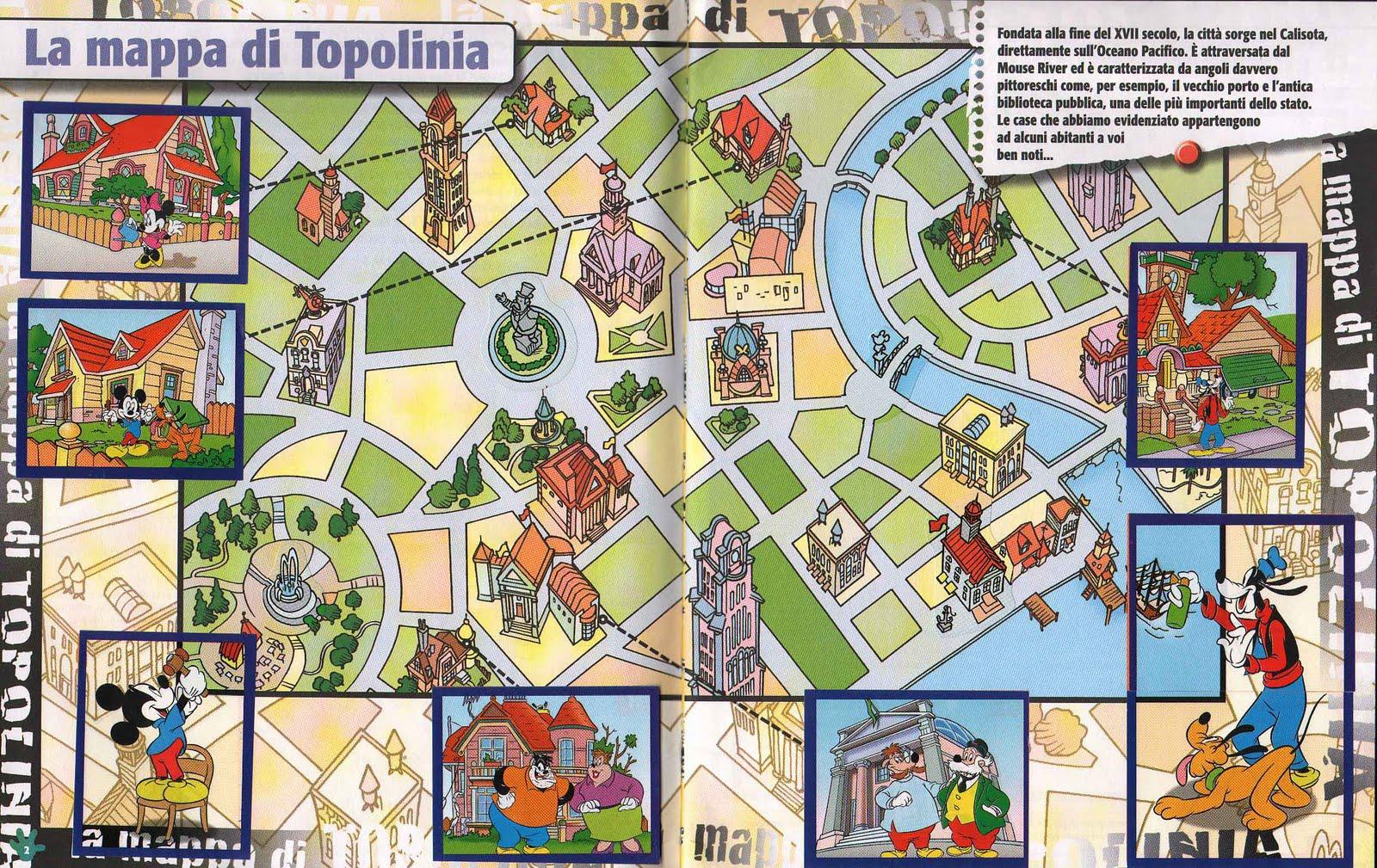 Topolinia
