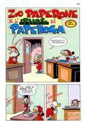 Zio Paperone e l'ipnosi di Paperoga