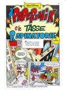 Paperinik e le tasse rapinatorie