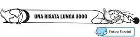 Topo3000 Enrico Faccini