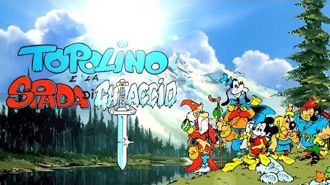 SimMickey72/Topolino e la Spada di Ghiaccio - The Motion Comic