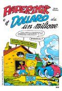 Paperinik e il dollaro da un milione