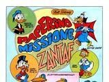 Paperino missione Zantaf