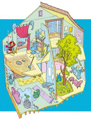 Casa di Paperoga