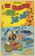 I tre caballeros e la guerra dei juke-boxes