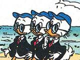 George, Patrick, Simeon Rockerduck