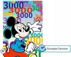 Topo3000 Giuseppe Sansone