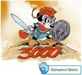 Topo3000 Giampiero Uberzio