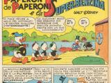 Zio Paperone e la superbenzina