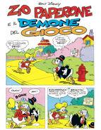 Zio Paperone e il demone del gioco