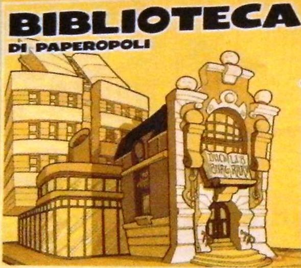 Biblioteca comunale (Paperopoli)