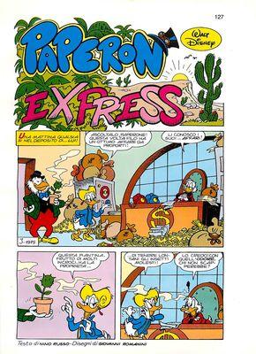 Paperon Express