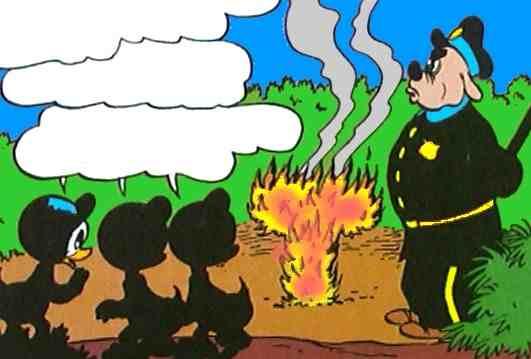 Tabù di Carl Barks