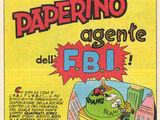 Paperino agente dell'F.B.I.