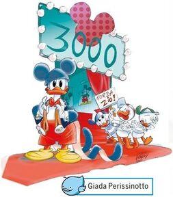 Topo3000 Giada Perissinotto