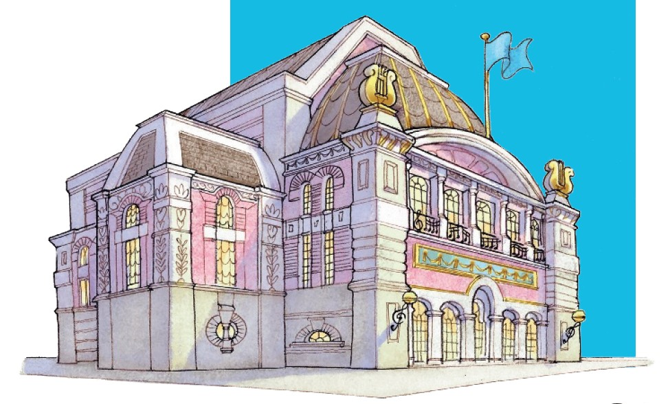 Teatro dell'Opera (Paperopoli)