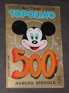 Topolino500