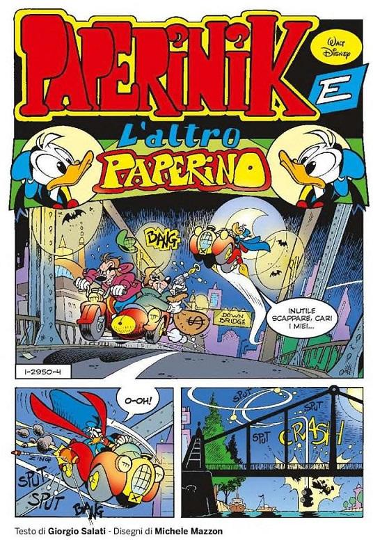 Paperinik e l'altro Paperino