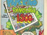Paperino e il Favoloso 1500
