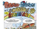 Paperino e Paperoga e il grano arcobaleno