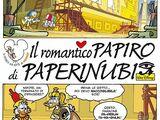 Il romantico papiro di Paperinubi