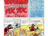 Topolino e la macchina Toc Toc