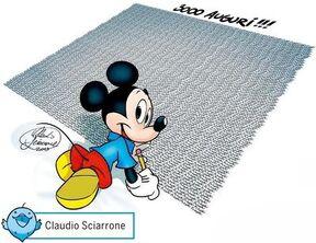Topo3000 Claudio Sciarrone