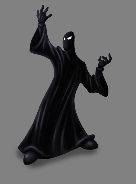Inazuma-sensei/Phantoms in the Shadow: Capitolo I