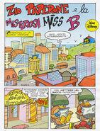 Zio Paperone e la misteriosa Miss B