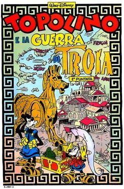 Topolino e la guerra di Troia