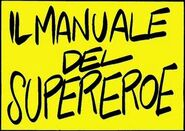 Il manuale del supereroe