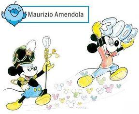 Topo3000 Maurizio Amendola