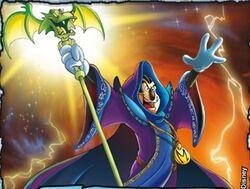 Macchia Nera Wizard of Mickey 03.jpg