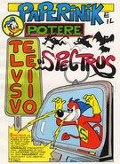 Paperinik e il potere televisivo di Spectrus