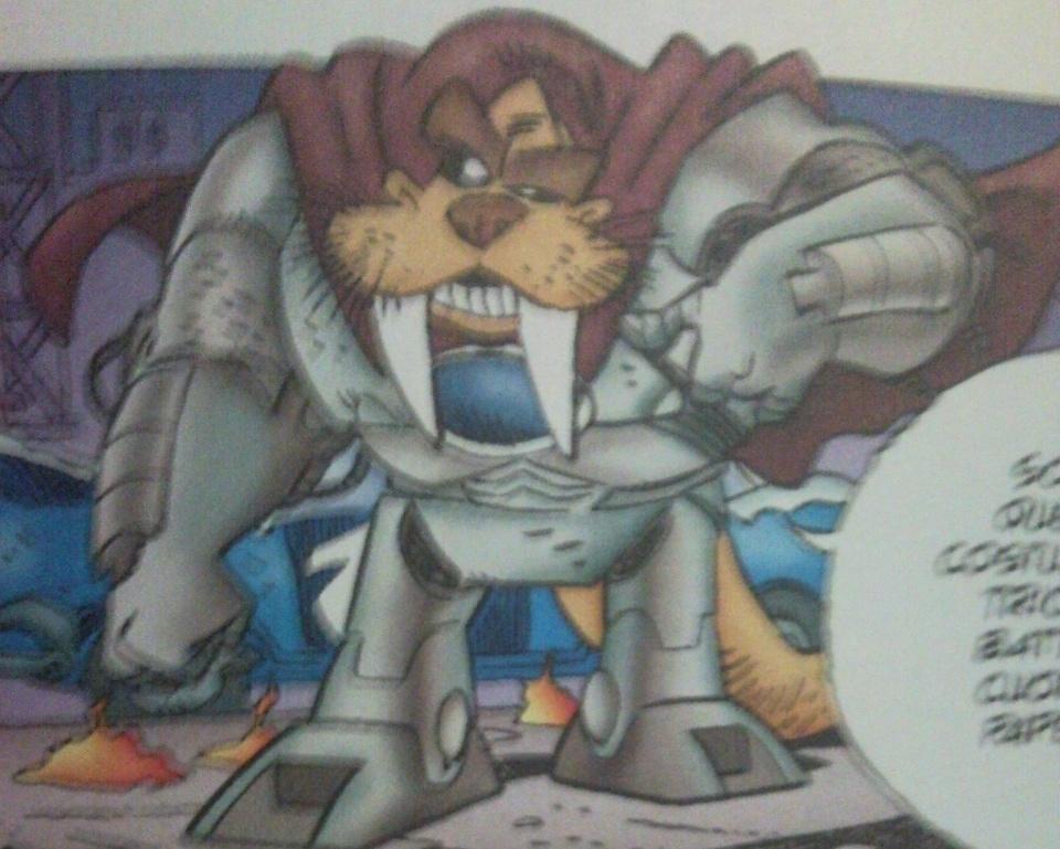 Lord Walrus