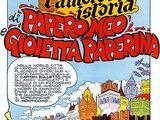 L'amorosa istoria di Papero Meo e Gioietta Paperina