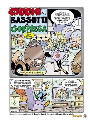 Ciccio e i Bassotti a sorpresa