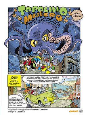 Topolino e il mistero tentacolare