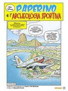 Paperino e l'archeologia sportiva