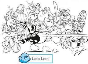 Topo3000 Lucio Leoni