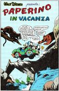 Paperino in vacanza