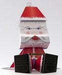 Rommy Santa Claus Benny V